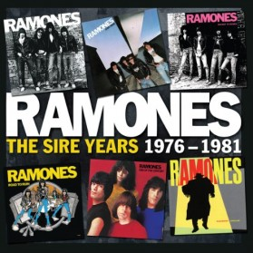 THE RAMONES - THE SIRE YEARS 1976-1981 (6CD)