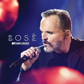 Miguel Bose - MTV Unplugged (2LP+CD+DVD)