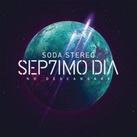 Soda Stereo - Septimo Dia (2LP)