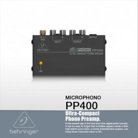 Prephono - Berhinger