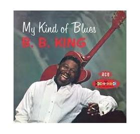Bb King - My Kind Of Blues Hq