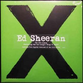Ed Sheeran - X (2LP)