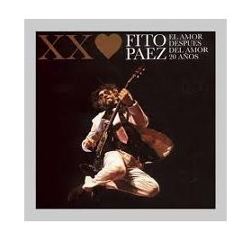 Fito Paez - XX (CD + DVD)